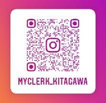 myclerk_kitagawa Instagram